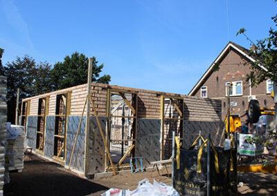 Bouw woonhuis Mill Noord-Brabant